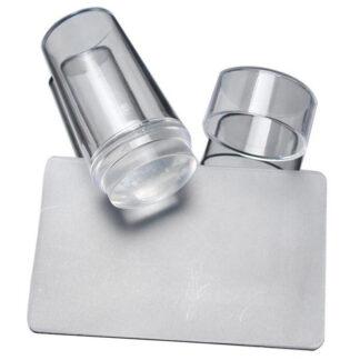 Печать для стемпинга силиконовая
