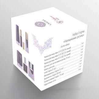Набор наращивания ресниц Enigma (Энигма)