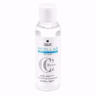 Мицелярная вода для бровей Micelar Brow Cleanser, 100 мл