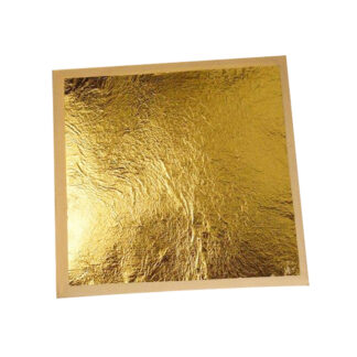 Сусальное золото для дизайна